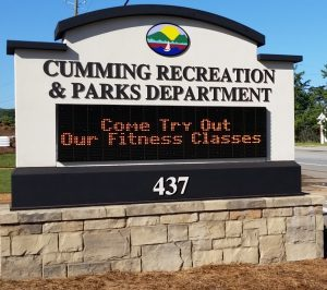 Cumming Recreation & Parks